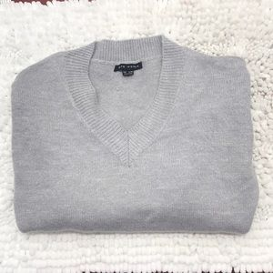 Sweaters - Over Sized Grey Sweater